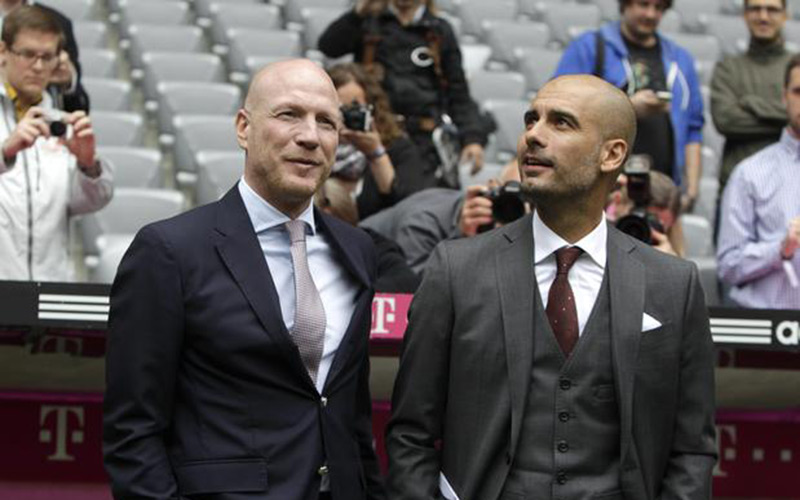Bayern Munich : Samer prolonge jusqu'en 2018