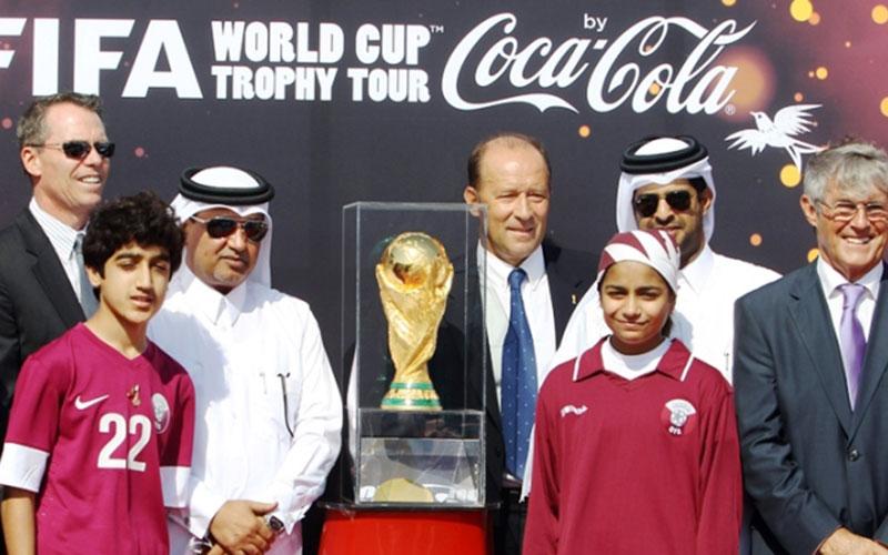 Mondial 2022 : Le Qatar aurait proposé de l'argent à des dirigeants africains