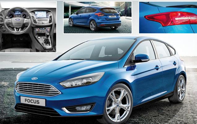 Essai Ford Focus: Sexy la nouvelle mouture!
