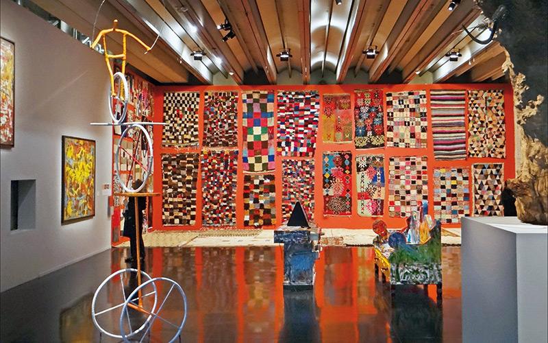 Exposition à l'Institut du monde arabe à Paris : Le Maroc est une exception