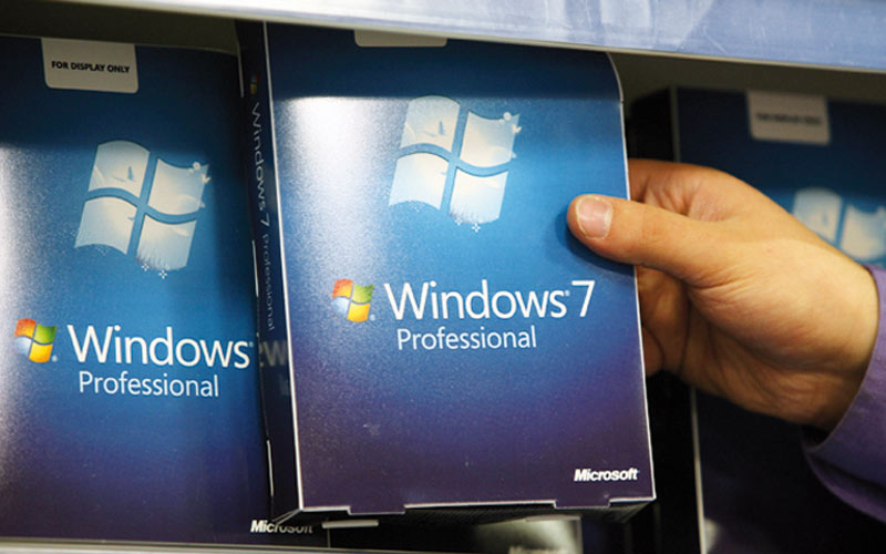 Windows 7… the end !