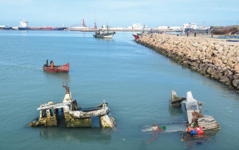 Laâyoune: Une étude pour développer le port