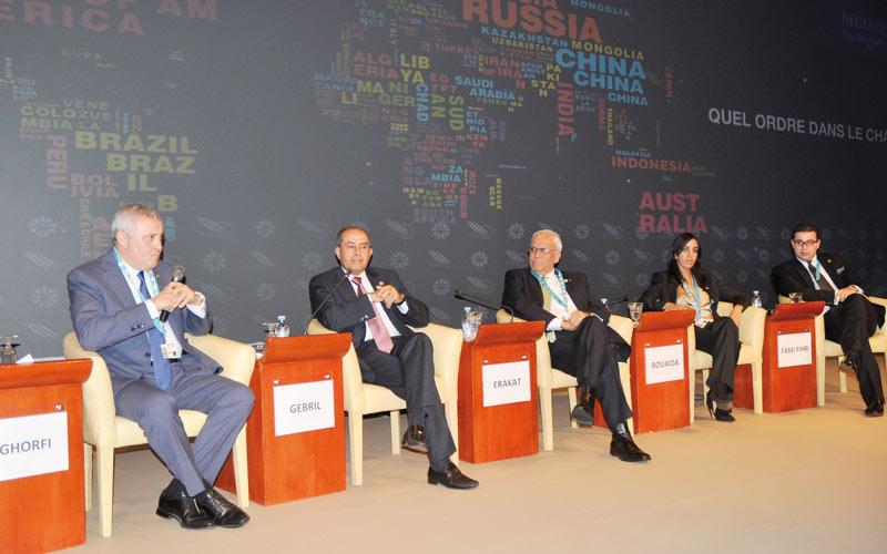 MEDays 2014: Les foyers de tension dans le monde arabe  au cœur des débats  Les foyers de tension dans le monde arabe au cœur des débats