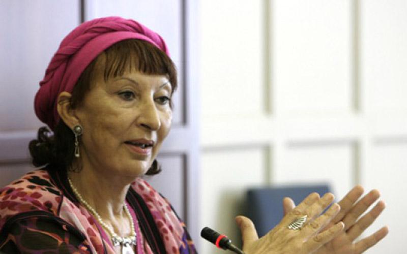 Hommage au penseur Fatima Mernissi à Rabat