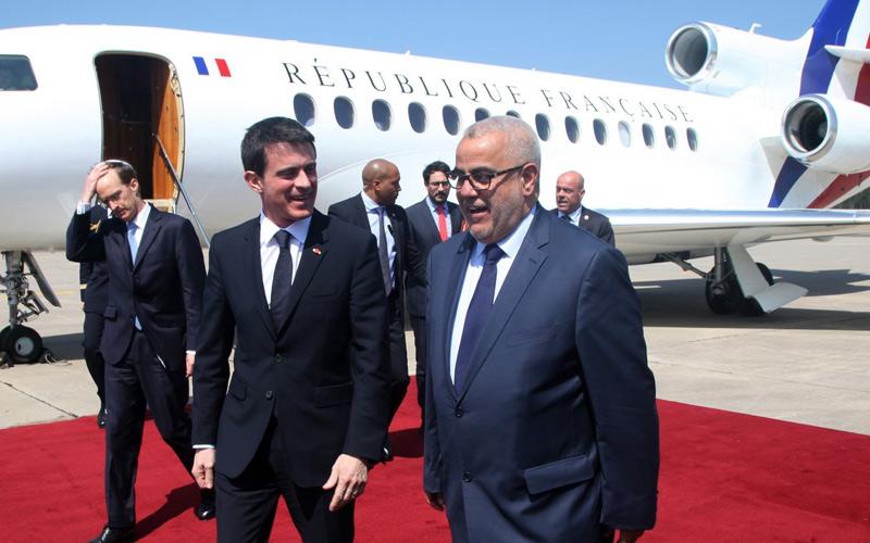 12ème rencontre franco-marocaine de haut niveau: Benkirane et Valls boostent les partenariats bilatéraux