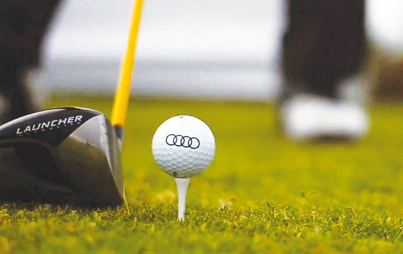Audi Quattro Cup: «Golfiquement» vôtre!