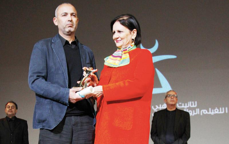 Journées cinématographiques  de Carthage: Mohamed Mouftakir rafle le Tanit d'or