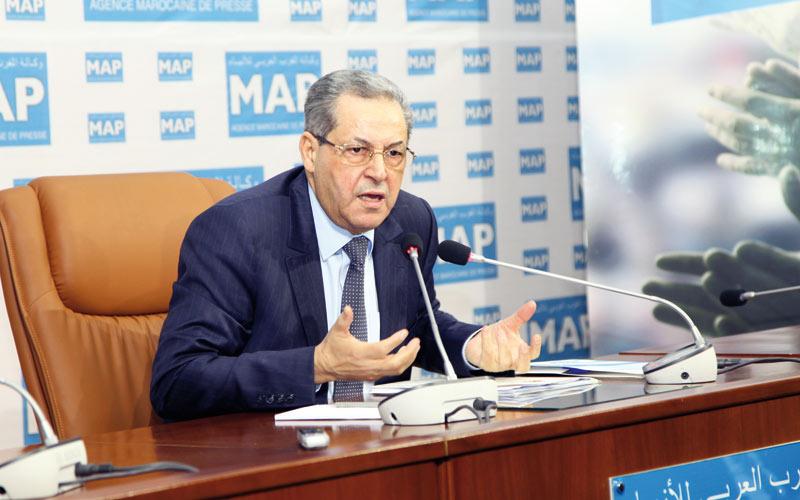 Mohand Laenser au forum de la MAP: A la recherche des alliances effectives !
