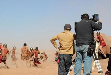 Films en tournage:Ouarzazate, fleuron du cinéma  en 2013-2014