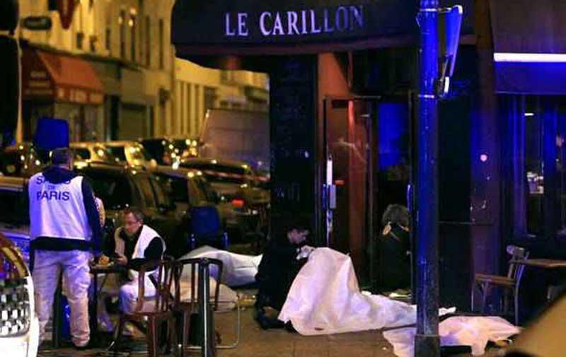 Attentats de Paris : Un Marocain tué et un autre blessé