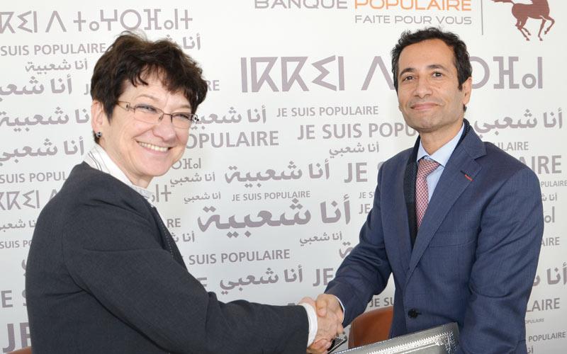 La BCP obtient un prêt de 100 millions d'euros de la BERD pour soutenir les TPME