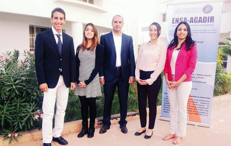 Compétition internationale en logistique: L'ENSA d'Agadir en finale