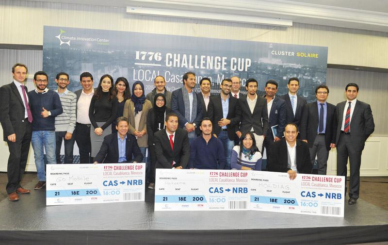 Etape locale de la Challenge Cup 1776: Trois Marocains sélectionnés pour l'étape du Kenya