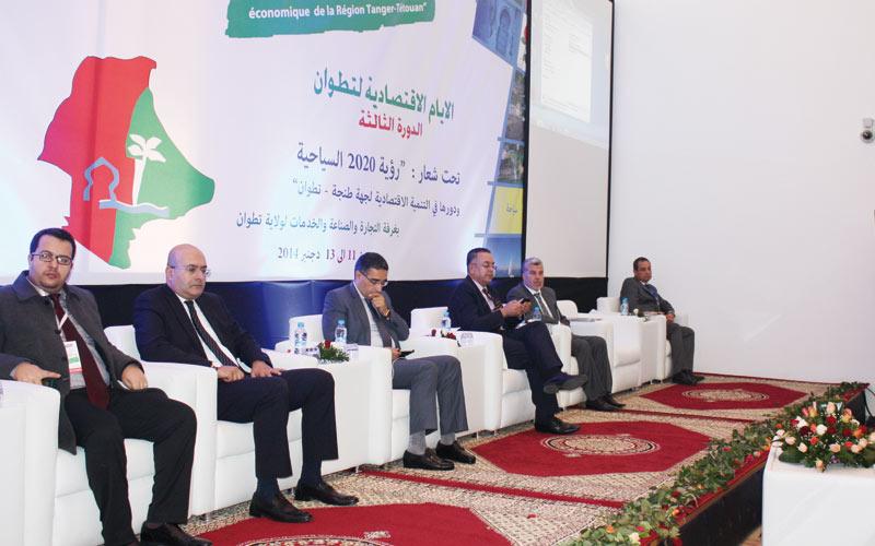 Haddad veut renforcer l'attractivité de la région Tanger-Tétouan