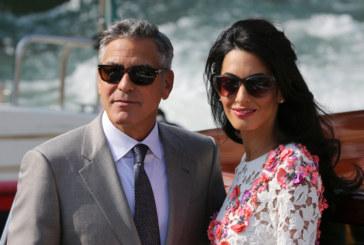 George Clooney et Amal Alamuddin en lune de miel à Marrakech