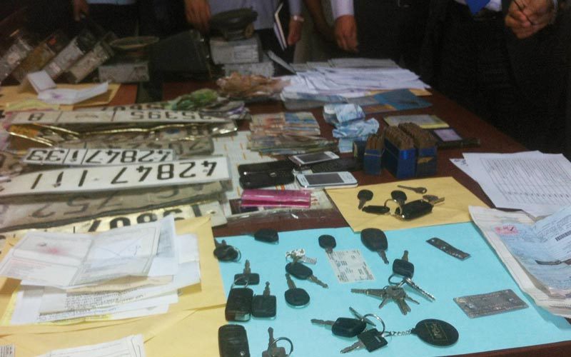 Tanger: démantèlement d'une bande qui a volé plus de 30 voitures