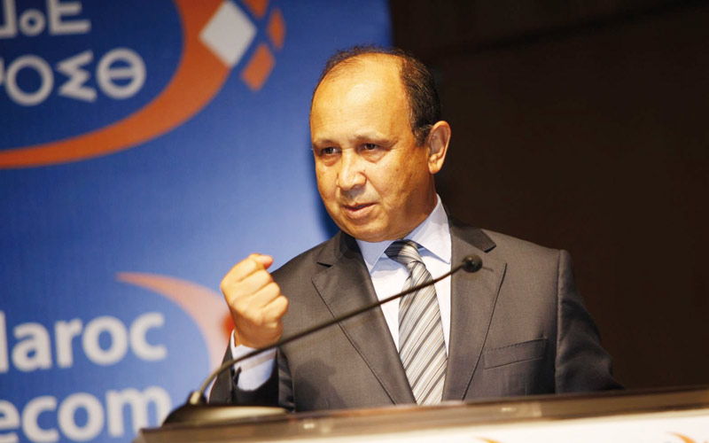 DG d'Etisalat : Ahizoune restera à la tête  de Maroc Telecom