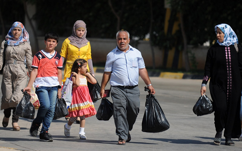 Danemark: 3.000 demandes de réfugiés syriens en septembre 2014