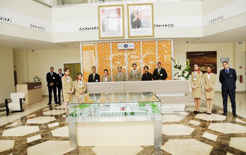 Hôpital SA Cheikh Khalifa Ben Zayed Al-Nahyane: Une prestigieuse unité médicale voit le jour