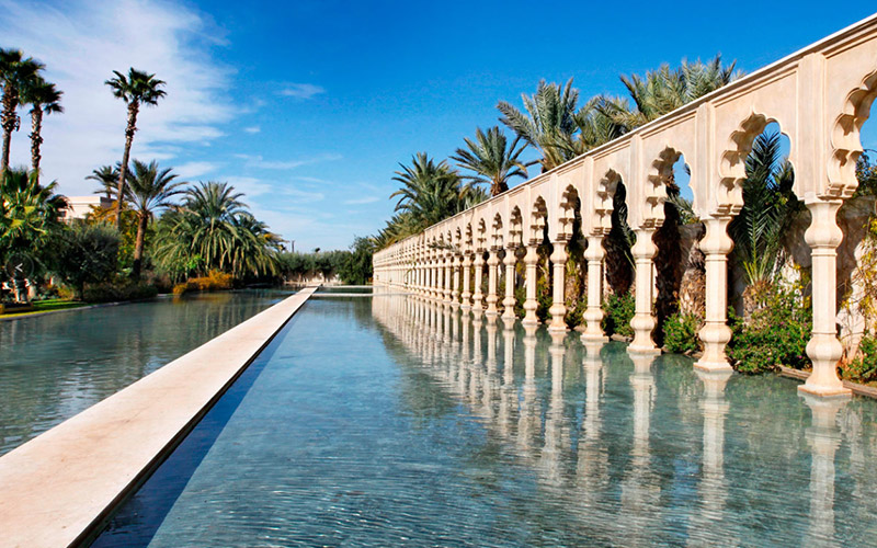 Les Fashions Brunch à Marrakech: Le palais Namaskar inaugure l'année 2016 tout en saveur