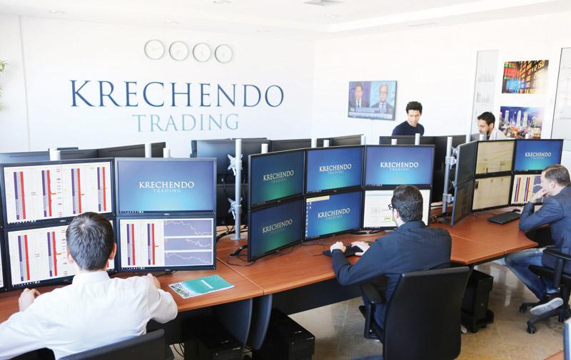 Ouverture de Krechendo Trading: Agadir a désormais sa salle de marché