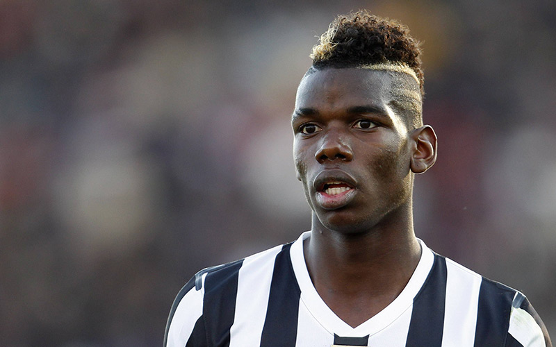 Juventus : Pogba prolonge jusqu'en 2019