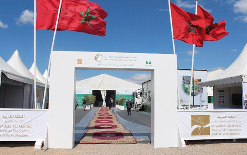 L'ONCA continue de sillonner le Royaume: Le village itinérant du conseil agricole  arrive à Agadir