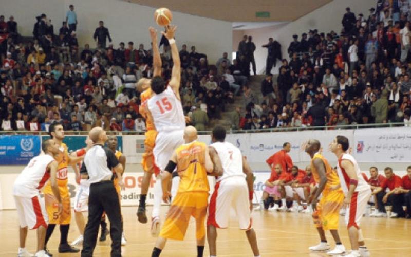Basketball : Salé se qualifie pour les quarts de finale du championnat arabe des clubs champions