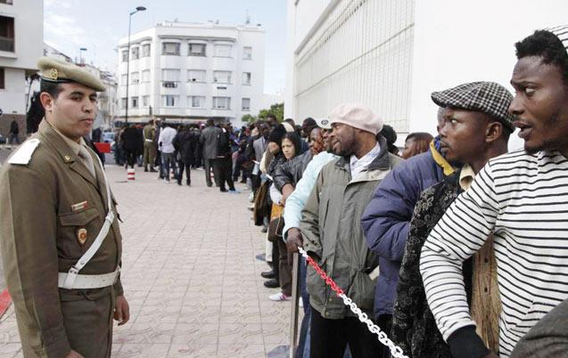 UE-Maroc : 10 millions d'euros en 2015 pour assurer l'accès des migrants aux services publics