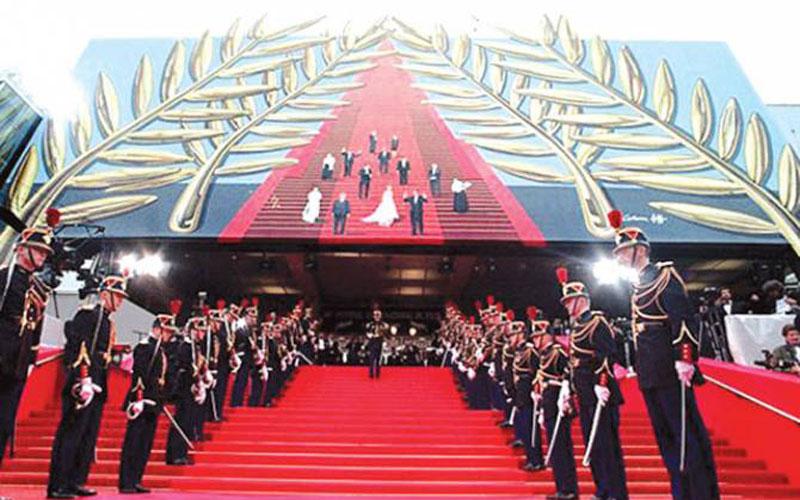 Cannes sous les feux de la rampe