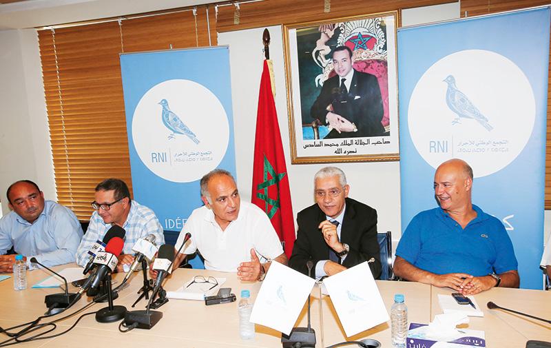 Mezouar à l'issue des résultats des élections: Le RNI désormais présent sur la carte politique de Rabat