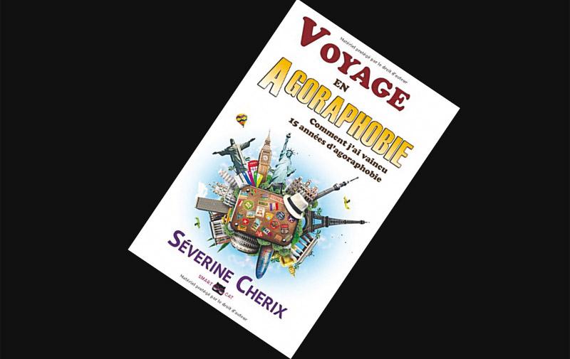 Livre: Voyage en Agoraphobie de Séverine Cherix