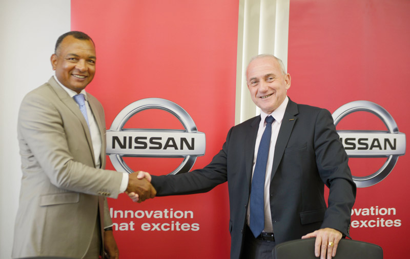 Nissan Maroc: Nouveau showroom pour une nouvelle vision