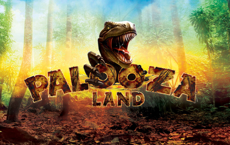 Attraction : Palooza Land ouvert  au grand public