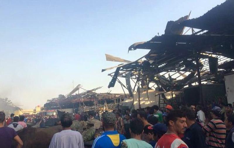 Irak : l'explosion d'un camion piégé fait au moins 33 morts