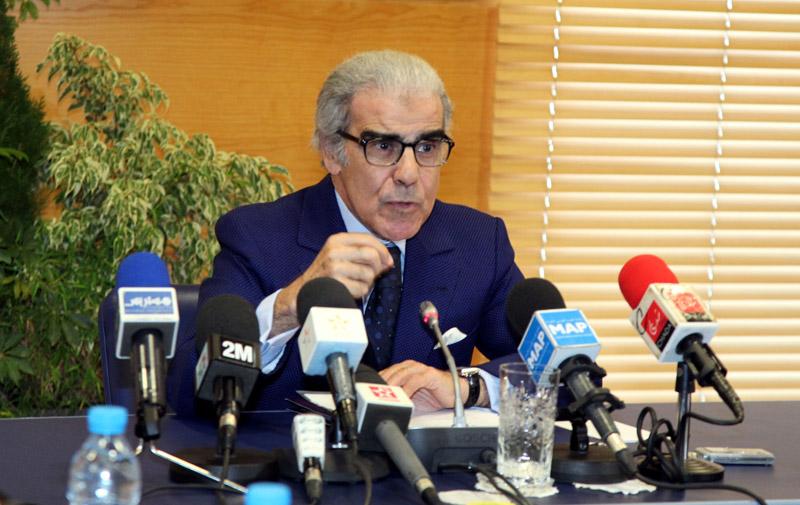 Bank Al-Maghrib / 2016 :  Jouahri peu confiant…
