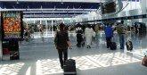 Trafic aérien : 10,45 millions de passagers en six mois