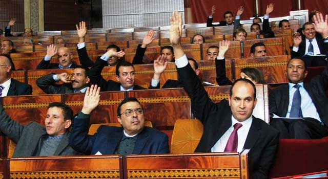 Le gouvernement vient  de présenter son bilan depuis 2011: Législation  à plein  régime !