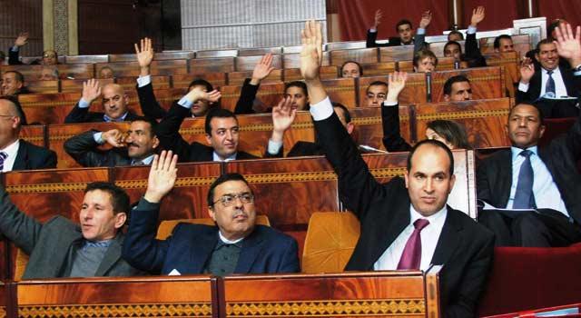 Le Parlement met les bouchées doubles avant la fin de la session d'automne