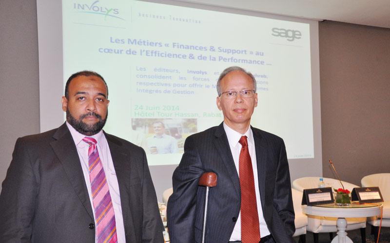 Involys et Sage Maghreb: Deux éditeurs pour un système de gestion intégrée unique au Maroc