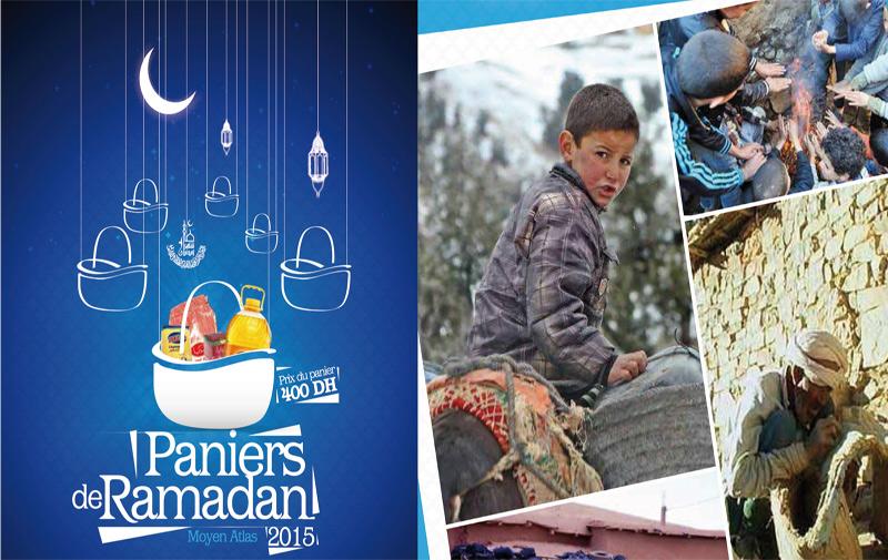 «Paniers de Ramadan 2015»: Une initiative jeune et ambitieuse
