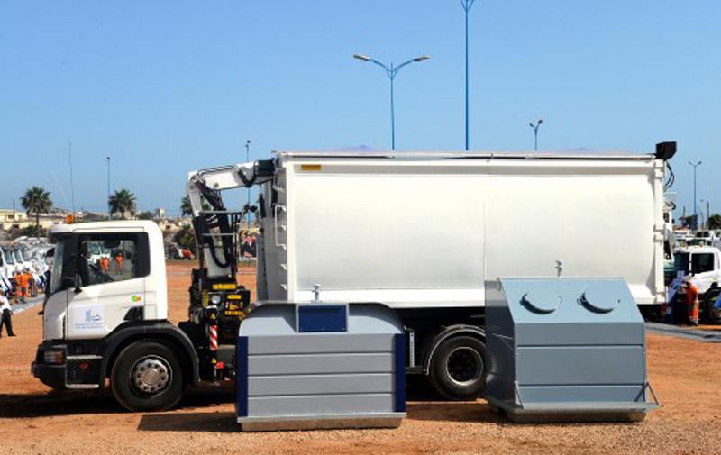 Casablanca : la collecte des déchets se fera le soir