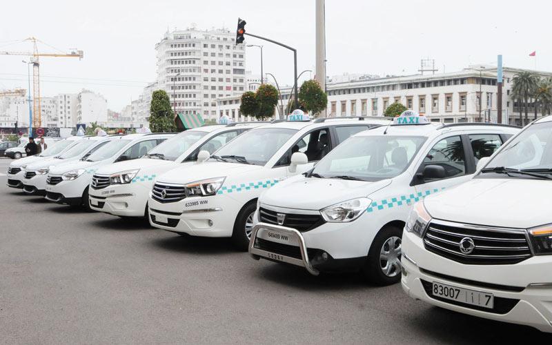 Renouvellement des grands taxis : 6600 demandes approuvées