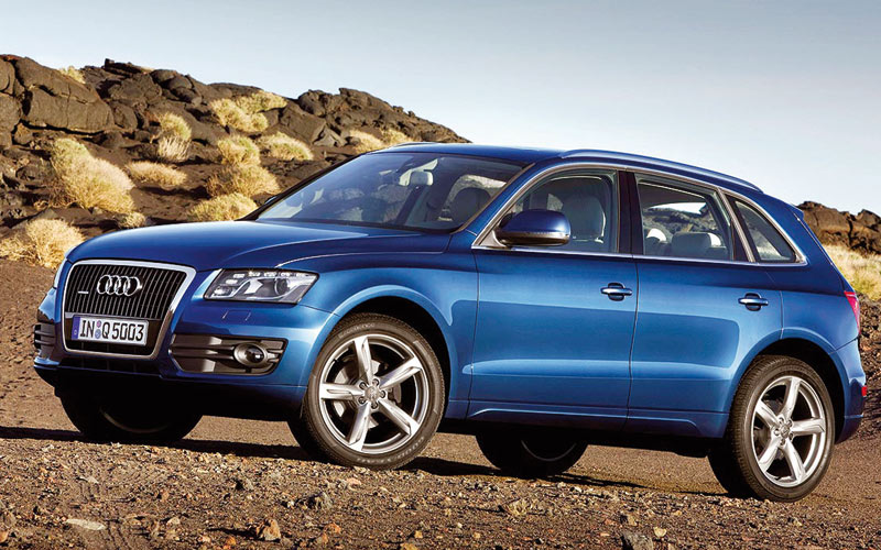 Audi : Comment sera le  futur Q5 ?