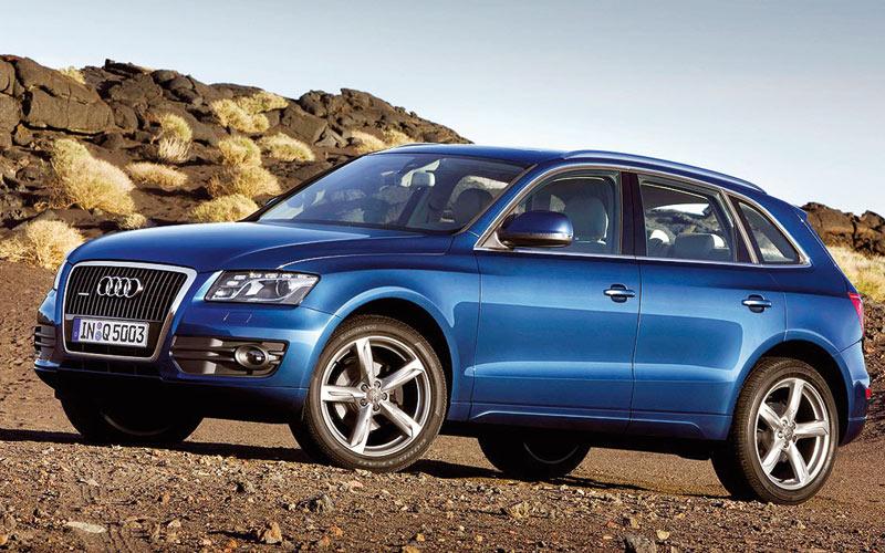 Essai Audi Q5 : Un SUV qui a les épaules larges !