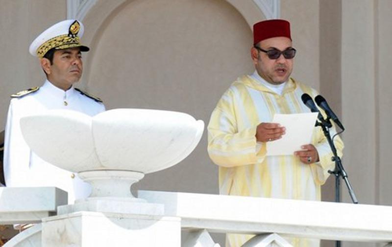 SM le Roi préside le 59ème anniversaire des FAR: le pilote Yassine Bahti remémoré