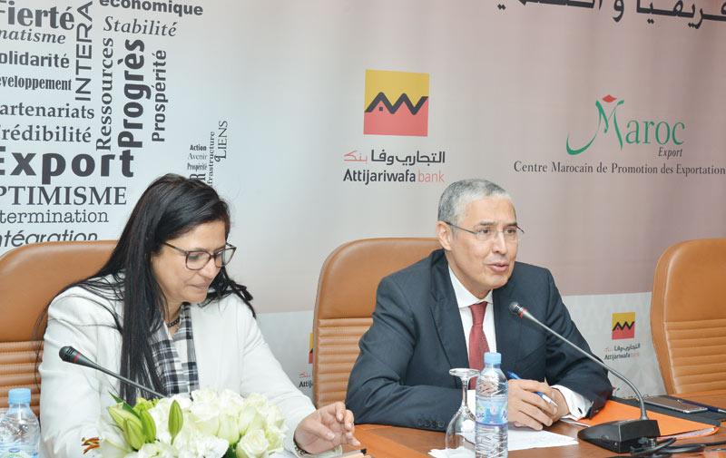 Forum international Afrique Développement: Il est temps d'investir pour Attijariwafa bank et Maroc Export