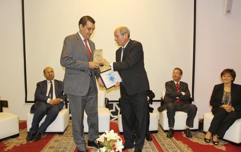 Prix national de la sécurité au travail :  APM Terminals Tangier de nouveau primé