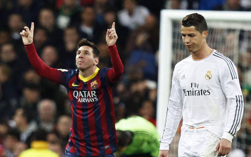 Championnat d'Espagne: FC Barcelone bat le Real Madrid 4-3