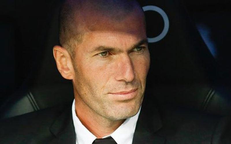 Real Madrid : la sanction de Zidane suspendue provisoirement